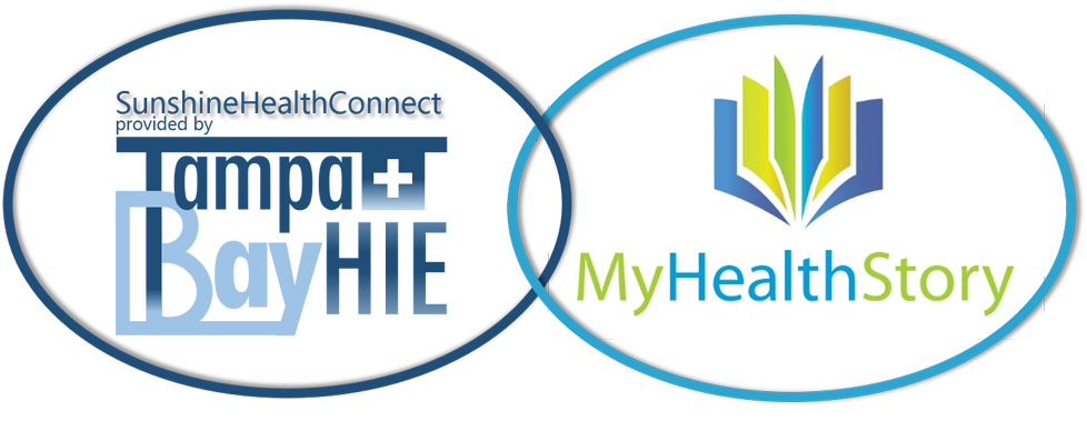 eHealth Exchange and Tampa Bay HIE logo